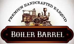 Boiler Barrel E-Liquid