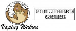 Vaping Walrus (Closed)